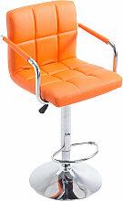 Barhocker Lucy V2  -orange