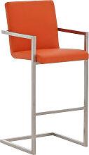 Barhocker Phoenix-orange