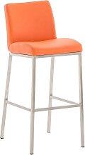 Barhocker Santos E77-orange
