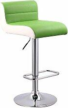 Barhocker Stilvolle Barstühle Stuhl auf der Vorderseite Kassierer Hocker Heben Sie den hohen Hocker hoch (Farbe optional) ( Farbe : 7 )