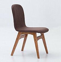 Barhocker Xiaolin- Esszimmer Stuhl Massivholz
