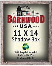 BarnwoodUSA | Farmhouse Rustikal Shadow