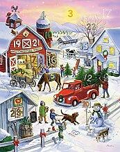 Barnyard Adventskalender (Countdown bis