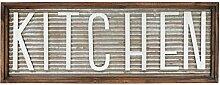 Barnyard Designs Wanddekoration, rustikal,