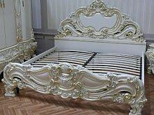 Barock Bett bed litto Venetia Rokoko Vp7731K