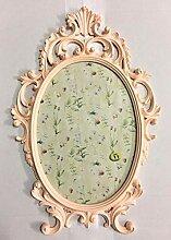 Barock Bilderrahmen Barock Altrosa Rosa Oval Antik