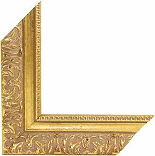 Barock Bilderrahmen COLOSSEO 89x102 oder 102x89 cm