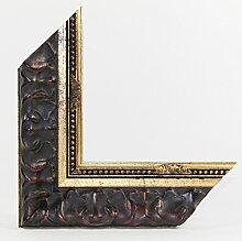 Barock Bilderrahmen MARCELLE 76x132 oder 132x76 cm
