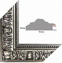 Barock Bilderrahmen SPARTA 80x120 oder 120x80 cm