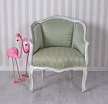 Barock Sessel Antik Bergere Kinderzimmer