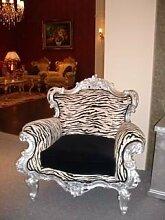 Barock Sessel Antik Stil Vp0801