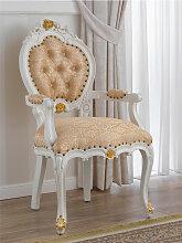 Barock Stuhl mit Armlehnen Nathalie Stil Decape