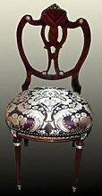 Barock Stuhl Rokoko Antik Stil MoCh0940