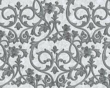 Barock Tapete EDEM 9016-30 Vliestapete geprägt