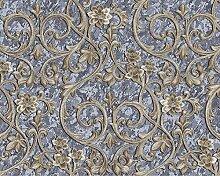 Barock Tapete EDEM 9016-37 Vliestapete geprägt