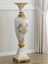 Barock Vase Linda Blumenvase Antik Stil