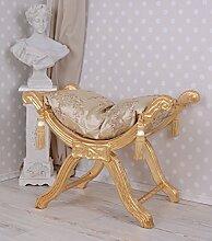 Barocker Hocker Sitzgondel Hocker Antik Schemel