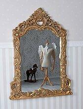 Barocker Spiegel Prunkspiegel Barock Gold Wandspiegel Hallenspiegel Palazzo Exklusiv
