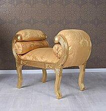 Barocksofa Versailles Liege Kanapee Gold Sofa