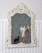Barockspiegel Spiegel Weiss Wandspiegel Shabby Chic Dekospiegel Antik Palazzo Exklusiv