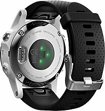 BarRan Fenix 5S, Fenix 5S Plus Armband, Silikon