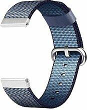 BarRan reg; Garmin Vivomove HR -20 Armband, Woven