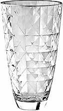 BARSKI europäischen Glas für Vase, 30,5cm H,