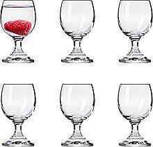 Barski Likör-Glas – Schnapsglas – Set mit 6