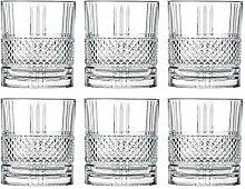 Barski Tumbler-Glas – Double Old Fashion – Set