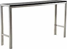 Bartisch Canberra-Holz-160 cm