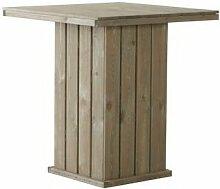 Bartisch Stehtisch aus FSC® Holz Gartentisch 100