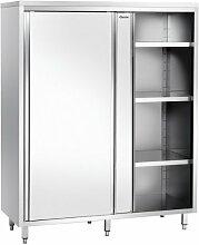 Bartscher Geschirrschrank B 1600 x T 700