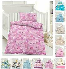 Basatex Kinder Bettwäsche, Babybettwäsche