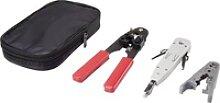Basetech Netzwerk Werkzeug-Set