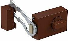 Basi® Kastenzusatzschloss mit Sperrbügel KS500