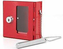 BASI® NK 215 Notschlüsselkasten mit Glasbrecher