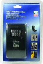 Basi Schlüsselbox SBO 103 für Wandmontage mit