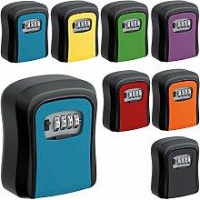 BASI Schlüsselsafe mit Zahlenschloss mini