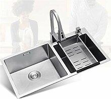 BASIN Baumarkt 2 Spülbecken Waschbecken For