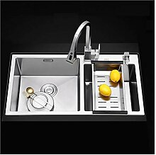 BASIN Baumarkt Premium Waschbecken Küchenspüle