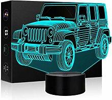 Basketball 3D Illusion Lampe Nachtlicht 7
