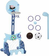 ® Basketballständer Set 4-in-1 Kinder Spielplatz