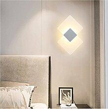 Basong Wandlampe LED Innen Wandleuchte Wandlicht