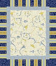 Bassetti OPLONTIS Tischsets, Baumwolle, Blau, 50 x