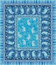 Bassetti Tischdecke   ANACAPRI V3 Blau - 140 x 170