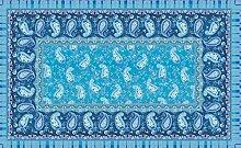 Bassetti Tischdecke | ANACAPRI V3 Blau - 150 x 250