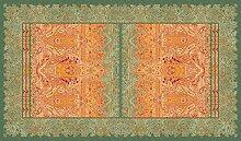 Bassetti Tischdecke apricot Größe 140x170 cm