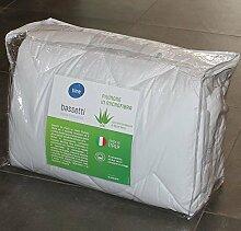 Bassetti Winter Gewicht * * * Bettwäsche; Microfaser mit Aloe Vera Französischen Bettbezug, 200x 200cm