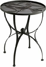 Bastelmaxi Mosaiktisch Tischrohling Tisch rund