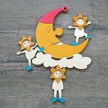 Bastelset Holz Kinder Weihnachten/Ostern -